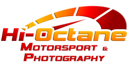 Hi-Octane Motorsport & Photography Logo